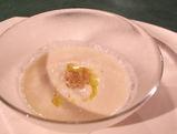 ピュアホワイトのフレッシュスープ
