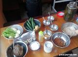 「野菜の発酵」教室中