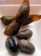 黒ーい!丹波黒枝豆