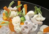 お野菜たち@「食とアートの会」