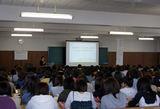 学術講演@日本大学短期大学部食物栄養学科