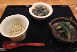 野菜の小鉢