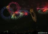 オリンピック花火@東京湾大華火祭