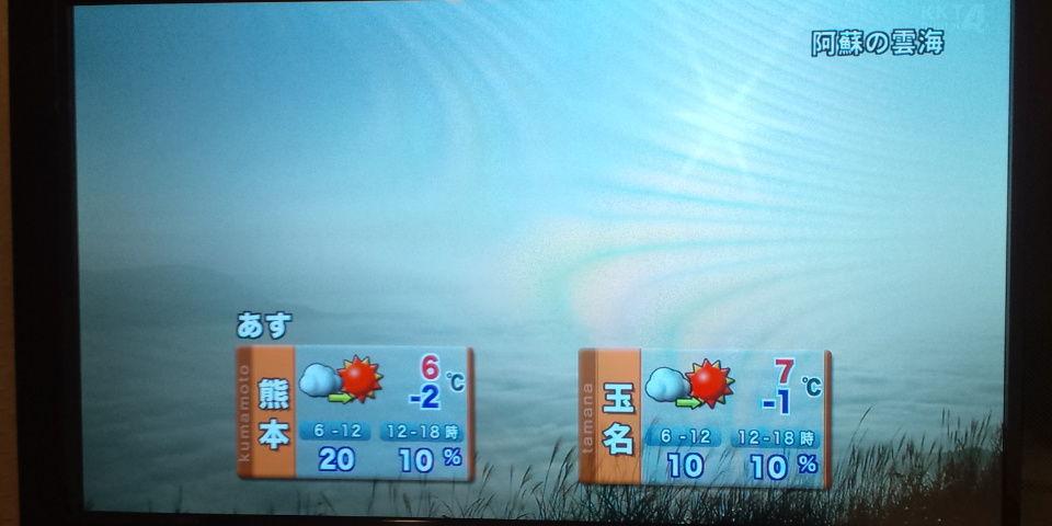 天気 熊本