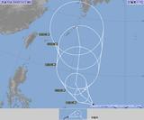 1411-0011号台風予報