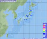 201203281630-00レーダーアメダス合成図