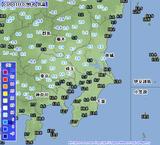 201303010700-00関東気温