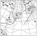 12032506速報天気図