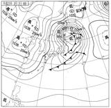 13030206速報天気図