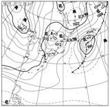 12031106速報天気図