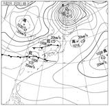 13032006速報天気図