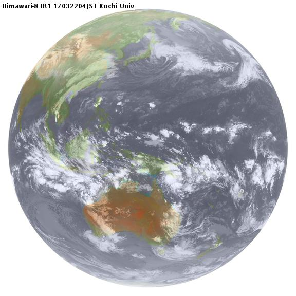 K.ARIMORIのお天気日誌北・東日本は冬型。北海道に曲者L