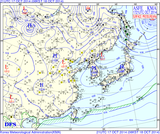 sfc3_2014101721速報天気図
