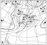 12032406速報天気図