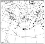 13040112速報天気図
