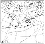 12061003速報天気図