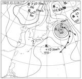 12060712速報天気図