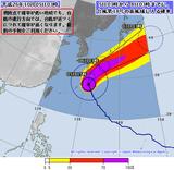 1418-72-00暴風域確率
