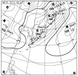 12033106速報天気図