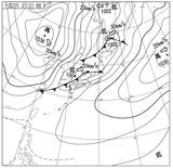 13031309速報天気図