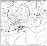 13040606速報天気図