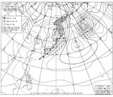 13031721予想天気図