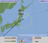 1204-004号台風予報