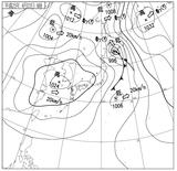 13042206速報天気図