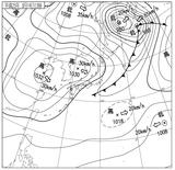 13031412速報天気図