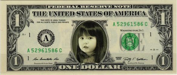 女の子$1