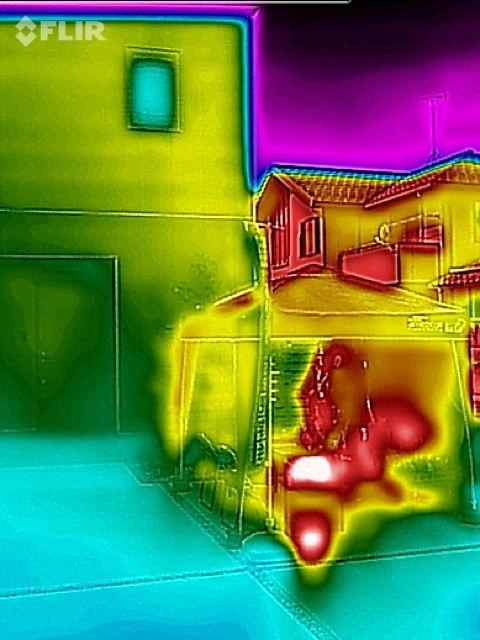 床下エアコン搭載の家を温熱環境の見える化します!イメージ