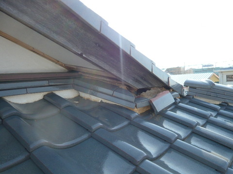 屋根の点検イメージ