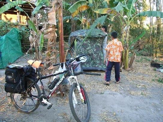 パンジェ自転車