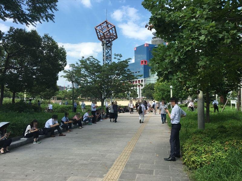 ポケモンGO 扇町公園_R