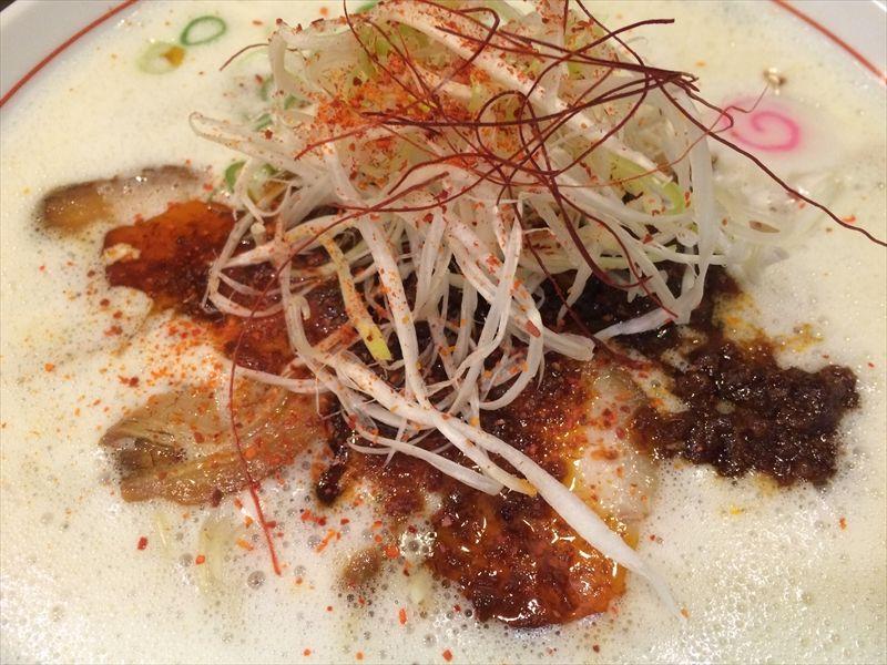 山なか製麺所 南森町06