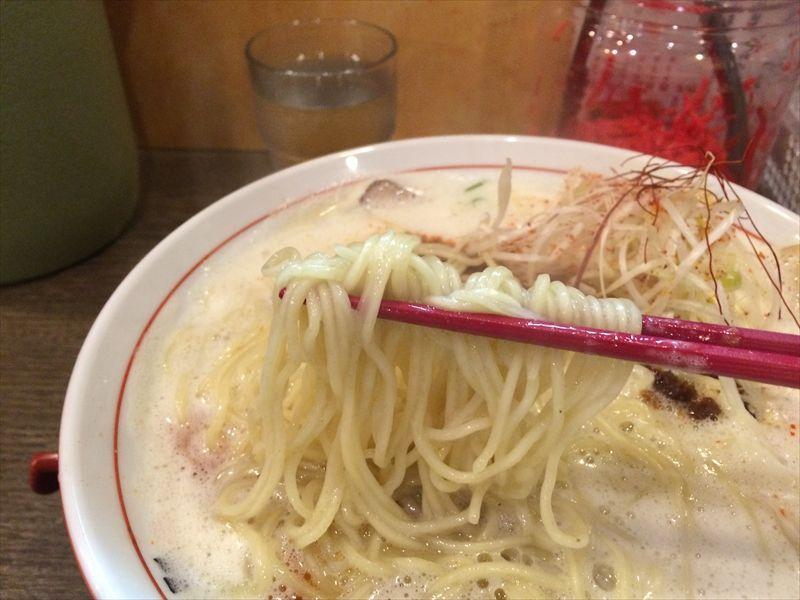 山なか製麺所 南森町08