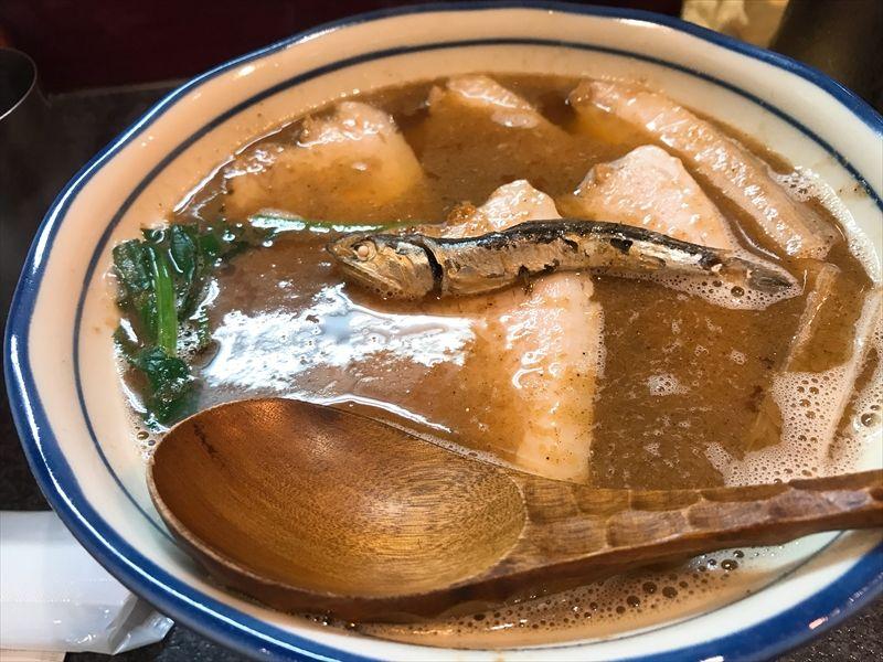 烈志笑魚油 麺香房 三く03