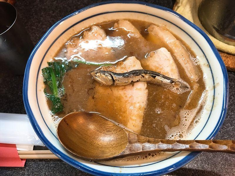 烈志笑魚油 麺香房 三く01