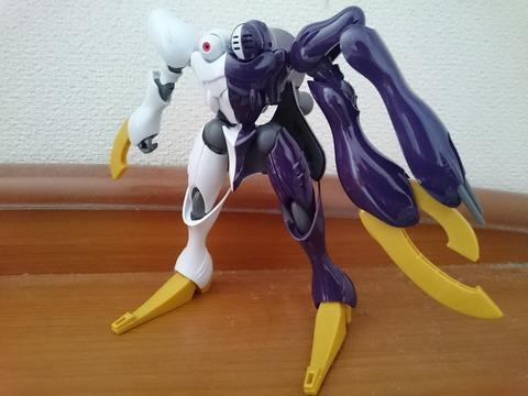 HGUCディキトゥス(光のカリスト専用機)001