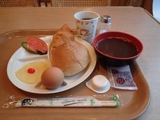 二日目朝食