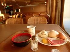最終日朝食