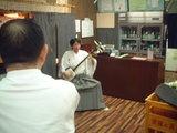 津軽三味線演者