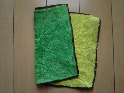 洗車用化学雑巾