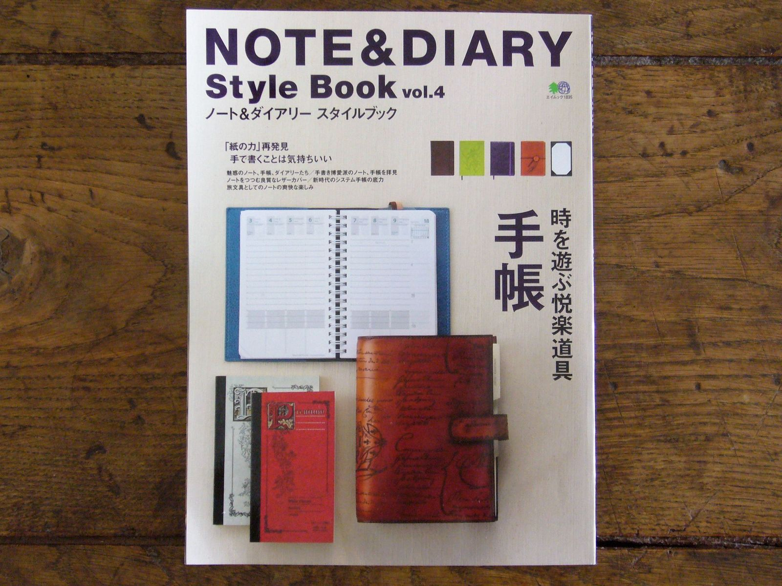 NOTE AND DIARY 1