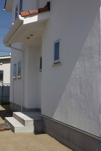 外観 壁IMG_2062