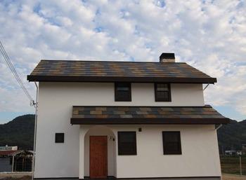 「薪ストーブのある渋かっこいいお家」 その2