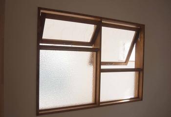 室内木製窓2