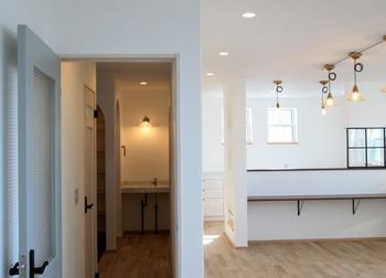 10 LDK キッチン 窓 ホール IMG_1747-1