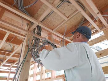 電気設備工事 3
