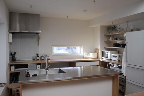 今日のキッチンと大掃除のユウウツ